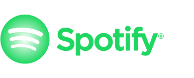 Spotify logo with a gradient applied to the icon